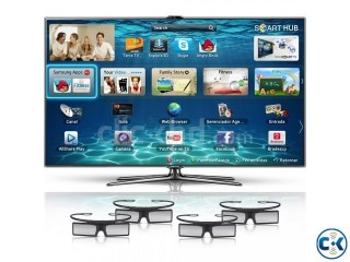 BRAND NEW 55 inch samsung H6400 HD LED TV WITH monitor