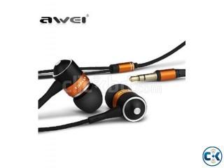 AWEI ES-Q3 IN-EAR Super Sound MP3 EARPHONE