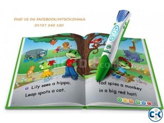 PEN READING AUTOMETCI ELECTRONIC BOOK FOR CHILDREN