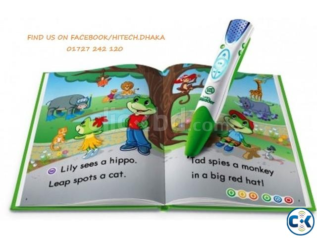 PEN READING AUTOMETCI ELECTRONIC BOOK FOR CHILDREN | ClickBD large image 0