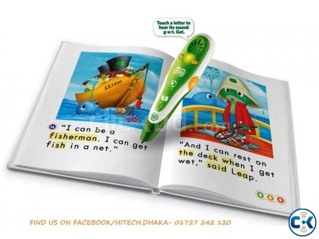 PEN READING AUTOMETCI ELECTRONIC BOOK FOR CHILDREN | ClickBD large image 1