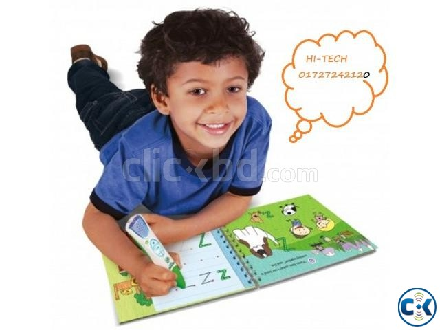 PEN READING AUTOMETCI ELECTRONIC BOOK FOR CHILDREN | ClickBD large image 2