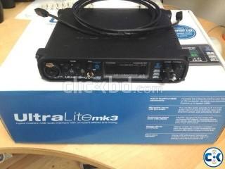 Motu Ultra Lite Mk3