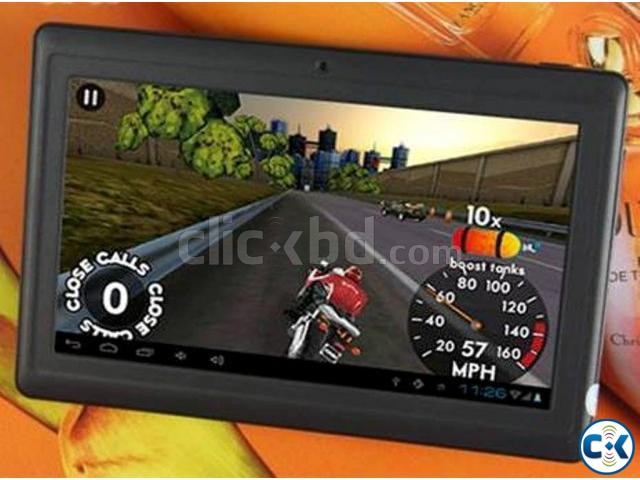 HiTech HTS 100 Super Android Gaming Wifi Tab Dhaka BD | ClickBD large image 0