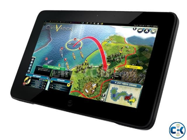 HiTech HTS 100 Super Android Gaming Wifi Tab Dhaka BD | ClickBD large image 2