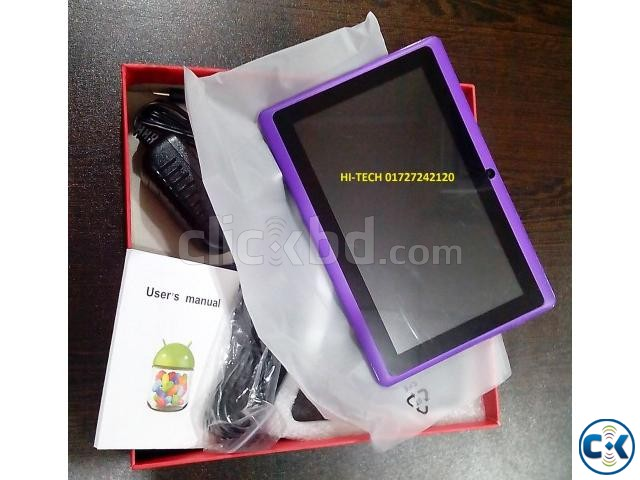 HiTech HTS 100 Super Android Gaming Wifi Tab Dhaka BD | ClickBD large image 4