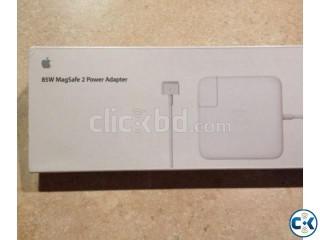 NEW Geniune Apple 85W MagSafe 2 Power Adapter MacBook Pro Re