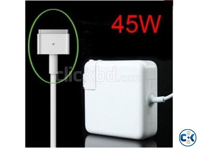 Apple Authentic 45W MagSafe 2 Power Adapter for MacBook Air | ClickBD large image 0
