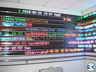 LED Display Sign bord Any sze