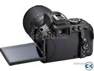 NIKON D5300 24.2 Mega Pixel Smart DSLR Camera With Lens