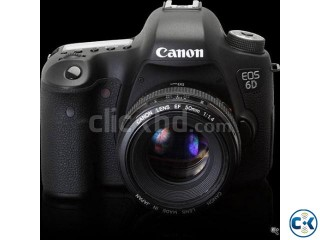 Canon EOS 6D EF 24-105mm f 4L