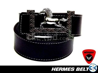 Hermes Leather Belt 3