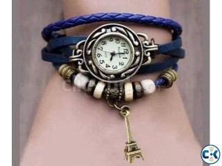 Stylish Watch Bracelet for Ladies Only