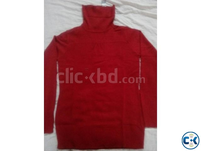 High Neck Sweater women Stock Lot | ClickBD large image 0