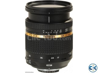 Tamron 17-50mm f 2.8 VC