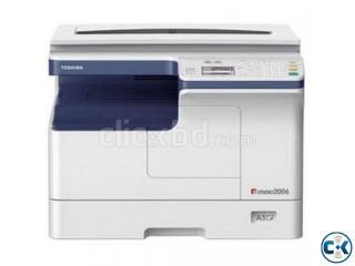 Toshiba e-STUDIO 2006 A3 Size Multifunction Photocopier