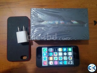 Iphone 5 16 Gb black With box