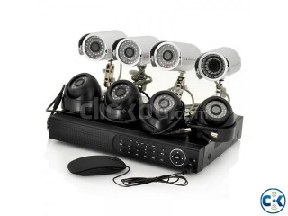 Live CCTV for office Package 4
