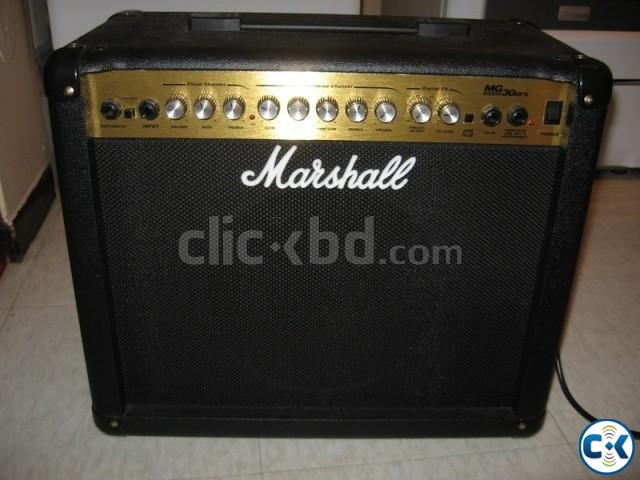 Marshall MG30FX guitar amp | ClickBD large image 0