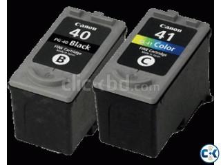 canon 830 831 40 41 cartridge orginal