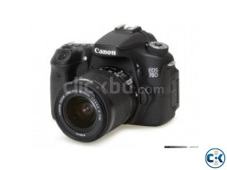 Canon EOS 70D SLR Digital Camera Body with Lens
