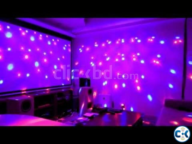 DJ LED 3D Ball With MP3 Player | ClickBD large image 0