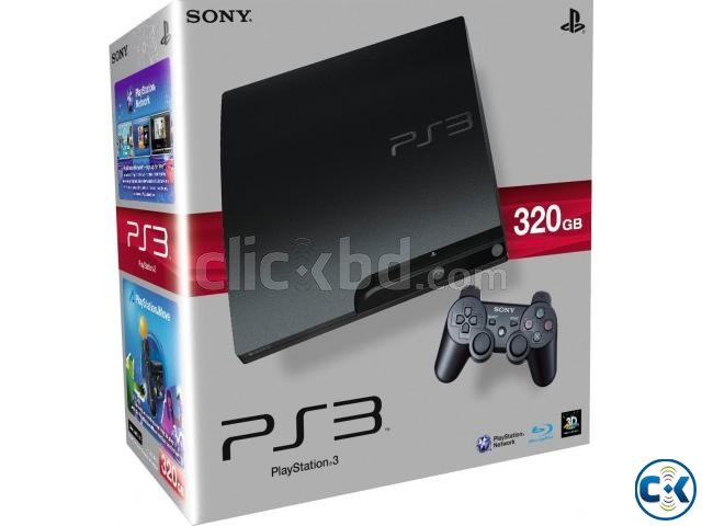 PS3 320gb 4 55 Rogero CFW Moded With Box Accessories