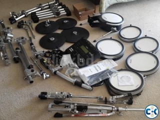 Yamaha Electronic Drum Set with Kit. Japan Made Brand-new