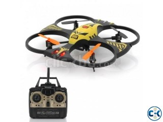 RC Quadcopter 3 Axis Gyroscope 100m Range 4.5 Channel.