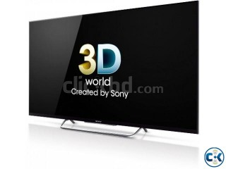 BRAND NEW 50 inch SONY BRAVIA W 800B HD LED TV WITH monitor