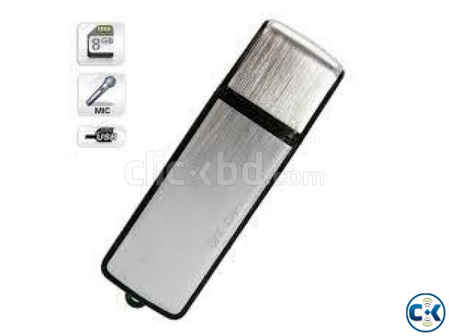 Digital Voice Recorder 8GB | ClickBD large image 2
