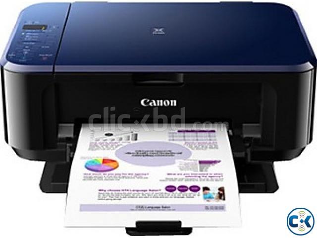Canon PIXMA E510 Inkjet Multifunction Printer | ClickBD large image 0