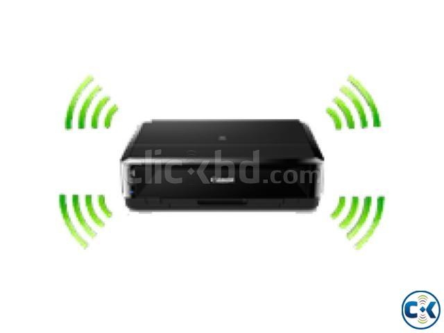 Canon Pixma iP7270 WiFi Desktop Inkjet Photo Printer | ClickBD large image 0