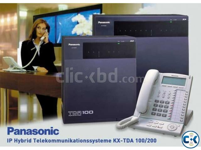 PABX-Intercom System Sales Service Installation | ClickBD large image 0