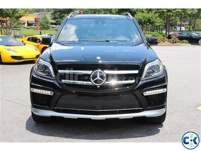Buy Mercedes Benz GL63 AMG 4MATIC 2014 | ClickBD large image 0