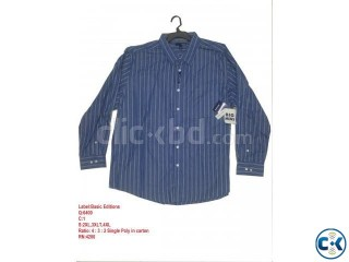 Stocklot Menz Shirt Q 6400