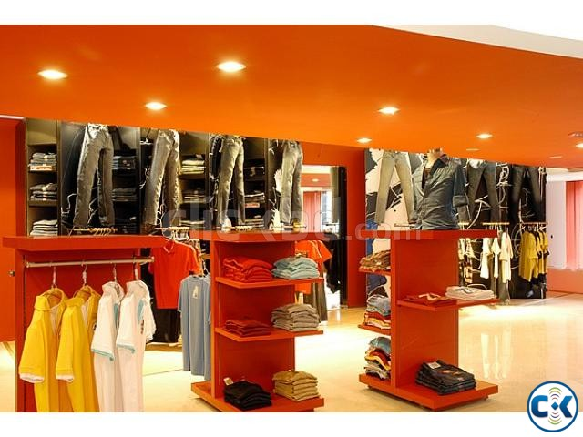 Showroom Interior Design and Decoration In Dhaka | ClickBD