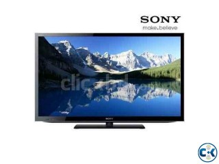 Sony 32 Inch 3D TV with 4 3D Glasses