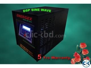 Energex DSP Pure Sine UPS IPS 1200 VA LCD-Disp 5Yrs Warranty