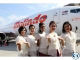 Round Trip Air Ticket Dhaka-Malaysia