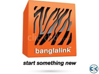 Banglalink Platinum Sim Card for sale