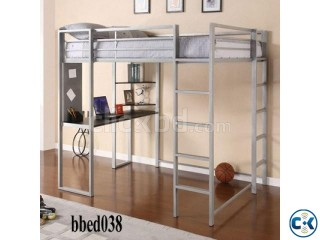 Bunk bed with desk (038)