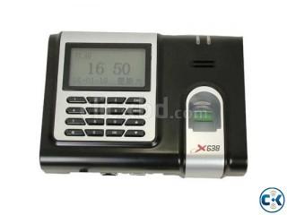 Time attendance device ZK-638 model