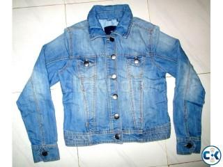 Denim Jacket Stock- 1380 Pcs KIABI