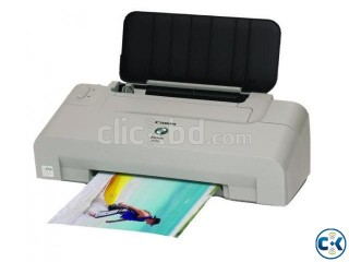 Canon pixma iP1200 inkjet color printer and scanner