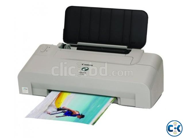 Canon pixma iP1200 inkjet color printer and scanner | ClickBD large image 0
