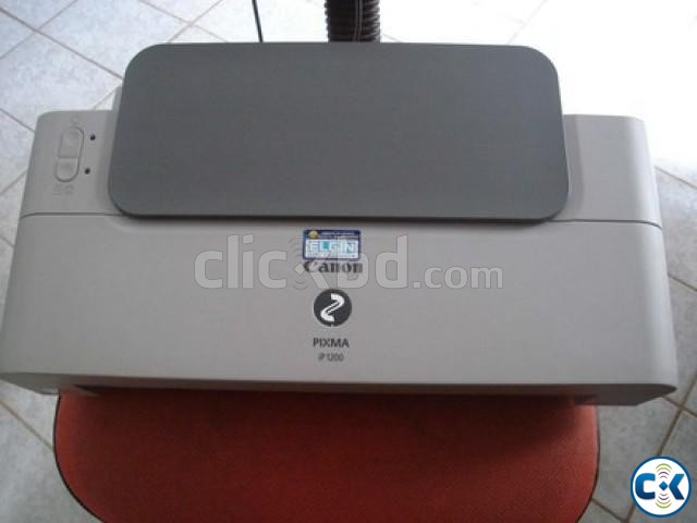 Canon pixma iP1200 inkjet color printer and scanner | ClickBD large image 1