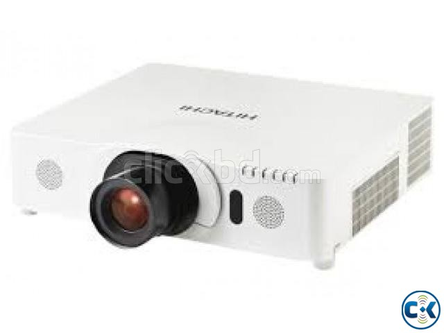 Hitachi CP-X8170 7000 Lumens Multimedia Projector | ClickBD large image 0