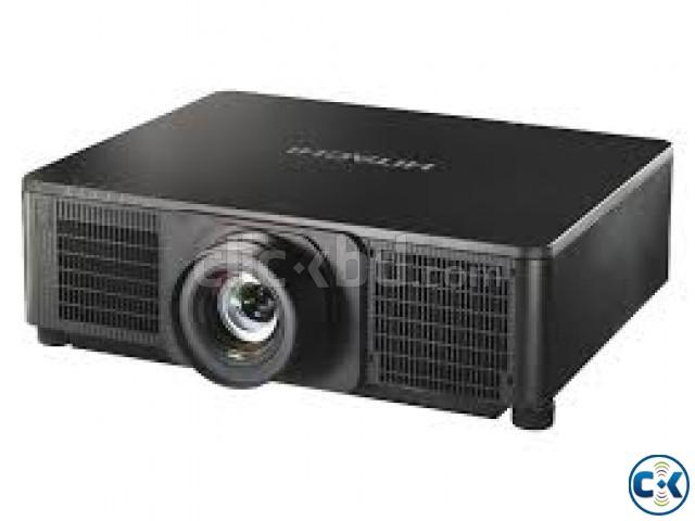 Hitachi CP-X9110 10000 Lumens Multimedia Projector | ClickBD large image 0