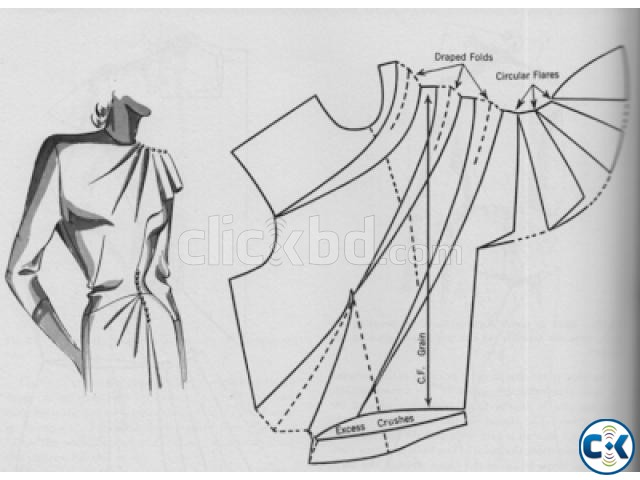 Pattern Making Sewing Technique For Fashion Design Clickbd